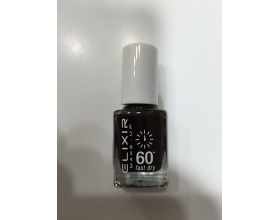 ELIXIR London Nail Polish Fast dry Βερνίκι νυχιών σκούρο καφέ Ν291 13ml