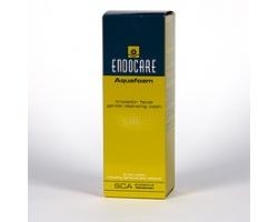 Endocare Aquafoam 125ml, Αφρός Απαλού Καθαρισμού για κάθε τύπο δέρματος