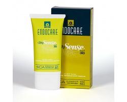 ENDOCARE day Sense 30spf 50ml, Ενυδατιή, αντιγηραντική κρέμα προσώπου πλούσιας υφής για ξηρά δέρματα