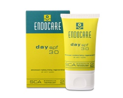 ENDOCARE Day SPF30 SCA Biorepair Index 2 Eνυδατική κρέμα ημέρας με ελαφριά υφή που συνδυάζει προστασία και επανόρθωση 40ml
