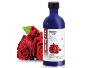 MACROVITA Rose Oil, Έλαιο Τριαντάφυλλου Ψυχρής Πίεσης