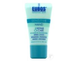 Eubos Hand Repair & Care Sensitive, Κρέμα χεριών για ξηρά και ταλαιπωρημένα χέρια 25ml