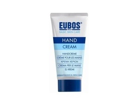 Eubos Hand Cream, Κρέμα Χεριών Καταπραΰνει & προάγει την αναδόμηση του δέρματος,Προσφέρει αποτελεσματική προστασία & φροντίδα στα χέρια, 50ml