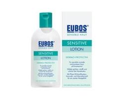 Eubos Sensitive Lotion Dermo-Protective,Ενυδατική λοσιόν σώματος για κάθε τύπο δέρματος, Για παρατεταμένη ενυδάτωση & αναζωογόνηση του δέρματος,200ml