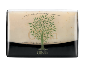 Olivia Papoutsanis Φυτικό Σαπούνι Γλυκερίνης Σώματος Απολέπισης 125gr