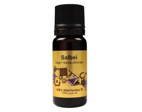 bioLEON STYX Αιθέριο έλαιο Φασκόμηλο,10ml