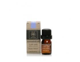 Apivita Essential Oils Αιθέρια Έλαια Φασκόμηλο 5ml