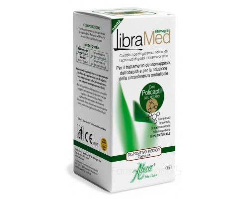 Aboca Fitomagra Libramed Συμπλήρωμα Διατροφής για την Αντιμετώπιση του Υπερβολικού Βάρους & της Παχυσαρκίας, 138 δισκία