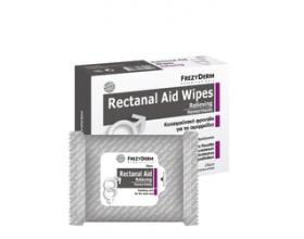 Frezyderm RECTANAL AID Wipes Relieving, Μαντηλάκια για καταπραϋντική φροντίδα των αιμορροΐδων 20 μαντηλάκια