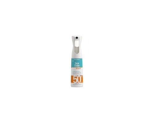 Frezyderm Sea Side Dry Mist SPF 50+, Αντηλιακό Spray Σώματος Πολύ Υψηλής Προστασίας, 300ml : προστατεύει από τη Φωτογήρανση & τις Ελεύθερες Ρίζες, Ιδανικό για Παιδιά, Εφήβους & Ενήλικες