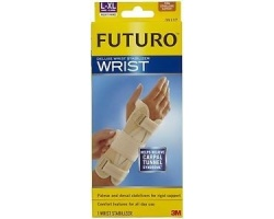 Futuro 09137 Περικάρπιος νάρθηκας deluxe για το δεξί χέρι μέγεθος L/XL 1 τεμάχιο