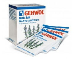 GEHWOL MED Bath Salt Άλατα μπάνιου για πόδια και σώμα με φυσικό έλαιο δενδρολίβανου αναζωογονεί , ξεκουράζει & καθαρίζει το δέρμα 250g