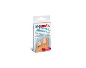 Gehwol Toe Protection Ring G mini Προστατευτικός δακτύλιος δακτύλων ποδιού G mini (18mm) : Αντιπιεστικό & προστατευτικό επικάλυμμα πολυμερούς γέλης τύπου G,Ανακουφίζει τον πόνο στα δάκτυλα από κάλους & μυρμηγκιές, 2τεμ