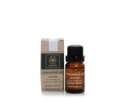 Apivita Essential Oils Αιθέρια Έλαια Γιασεμί, 10% διάλυμα σε λάδι jojoba, 10ml