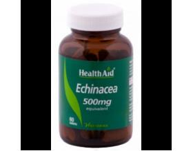 Health Aid Echinacea 500mg 60 ταμπλέτες, Συμπλήρωμα Διατροφής για ενίσχυση της φυσικής άμυνας του οργανισμού