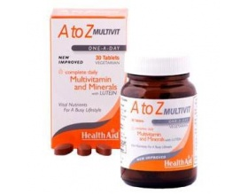 Health Aid A to Z MULTIVIT 90 ταμπλέτες