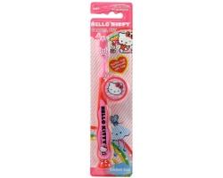Dr.Fresh Hello Kitty Οδοντόβουρτσα παιδική για 6 ετών και άνω