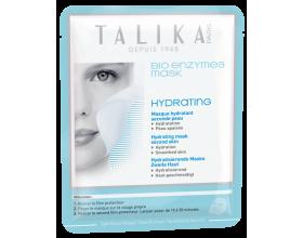 Talika Bio Enzymes Mask Hydrating, Μάσκα ενυδάτωσης, αποκαθιστά την ξηρή, ευαίσθητη επιδερμίδα, απαλύνει, μαλακώνει & καταπραΰνει ακόμη και το πιό αφυδατωμένο δέρμα 20gr