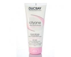 DUCRAY Ictyane Creme Emolliente Hydratante Κρέμα ενυδατική για ξηρό δέρμα 200ml