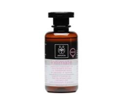 APIVITA Intimate Daily, Απαλό Gel Καθαρισμού με Χαμομήλι & Πρόπολη για την ευαίσθητη περιοχή 200ml