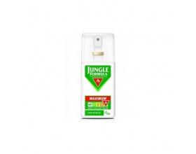 Jungle Formula Maximum Original Spray με IRF 4 Απωθητικό σπρέι κουνουπιών, η απαραίτητη καθημερινή σας προστασία 75ml