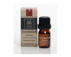 Apivita Essential Oils Αιθέρια Έλαια με Κανέλλα 5 ml