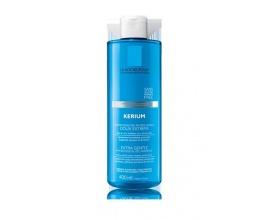 LA ROCHE-POSAY Kerium Extra Gentle Σαμπουάν που Προστατεύει τα μαλλιά από την παρουσία του σκληρού νερού 400ml