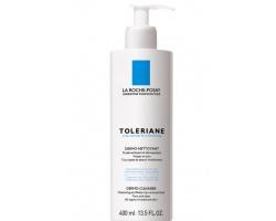 LA ROCHE-POSAY Toleriane Dermo-Nettoyant Γαλάκτωμα καθαρισμού προσώπου-ματιών 400ml