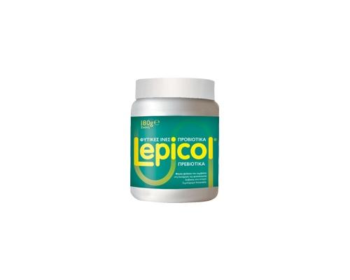 Douni Lepicol Powder 180g, Συμπλήρωμα Διατροφής απο φλοιό ψύλλιου που συμβάλλει στη διατήρηση της φυσιολογικής διάβασης στο έντερο