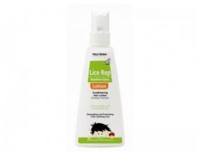 Frezyderm Lice Rep Lotion 150ml, Προληπτική λοσιόν για καθημερινή χρήση, η οποία χάρη στο συνδυασμό Φυτικών Ελαίων  και Γλυκεριδίων Αμυγδάλου, απωθεί τις ψείρες