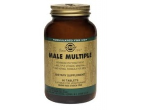 Solgar Male Multiple Πολυβιταμίνες για άνδρες 60 ταμπλέτες