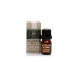 Apivita Essential Oils Αιθέρια Έλαια Μαντζουράνα 5ml