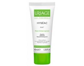 Uriage Hyseac Mat Κρέμα τζέλ προσώπου με μάτ αποτέλεσμα και ενυδατική δράση 50ml