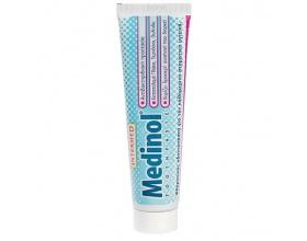 Intermed Medinol Toothpaste Οδοντόκρεμα για την Καθημερινή ανακούφιση & προστασία  100ml