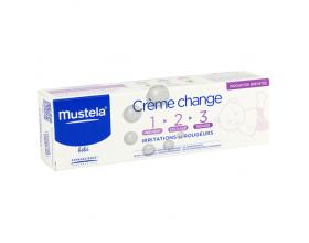 Mustela Creme pour le change Καθημερινή κρέμα πρόληψης μετά από κάθε αλλαγή πάνας 100ml