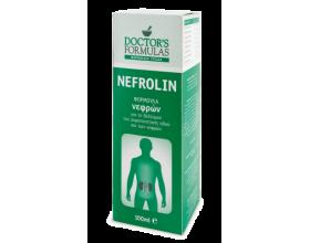 Doctor΄s Formulas Nefrolin  Φόρμουλα φυσικών συστατικών για την ουροποιητική οδό και τα νεφρά 100ml