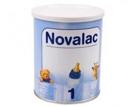 NOVALAC 1 Βρεφικό γάλα σε σκόνη εως τον 6μήνα 400γρ