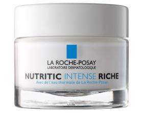 LA ROCHE-POSAY NUTRITIC INTENSE RICHE Κρέμα εντατικής θρέψης , ανακουφίζει το ξηρό δέρμα από τα επώδυνα συμπτώματα 50ml