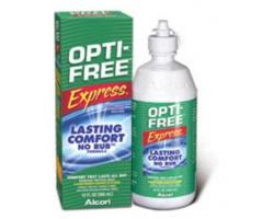 Οpti-Free Express, Υγρό καθαρισμού φακών επαφής  355ml