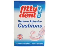 Fittydent Super, Μεμβράνες Στερέωσης Οδοντοστοιχίων 15 τεμάχια