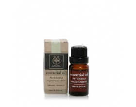 Apivita Essential Oils Αιθέρια Πατσουλί 10ml