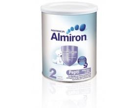 NUTRICIA ALMIRON Pepti 2 Allergy Care, Βρεφικό γάλα ειδικό για αλλεργίες στην πρωτεΐνη του αγελαδινού γάλακτος 450gr