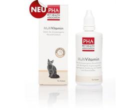 Pet Health Association PHA πολυβιταμινες για γατες, 100ml
