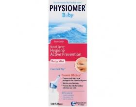 Physiomer  BABY spray Ρινικό διάλυμα  για νεογνά και μωρά 2 εβδομάδων 115 ml