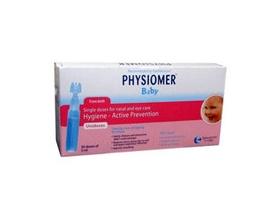 Physiomer baby αμπούλες οφθαλμική & ρινική χρήση για νεογνά και βρέφη 30x5ml