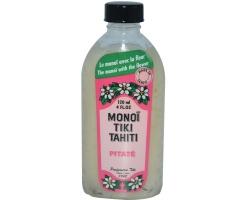 Tiki Tahiti Monoï Pitate Λάδι για ενυδάτωση πρόσωπο - σώματος & μαλλιά , με άρωμα  λουλούδι Tiare & γιασεμί 120ml