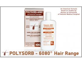 POLYSORB-6080  Special Shampoo, 200ml