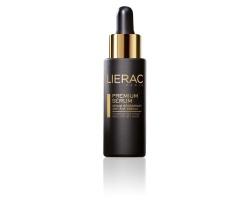 LIERAC Premium Serum 30 ml, Αντιγηραντικός & αναζωογονητικός ορός προσώπου που ενεργοποιεί τη φυσική ανάπλαση του DNA