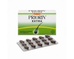 BAYER Priorin Extra Συμπλήρωμα διατροφής για τα μαλλιά 30 Κάψουλες