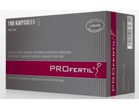 Profertil Men Συμπλήρωμα διατροφής για αντιμετώπιση των διαταραχών γονιμότητας στον άνδρα 60 κάψουλες